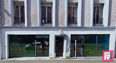 BREST - CENTRE VILLE - A LOUER - LOCAL - 192 M²