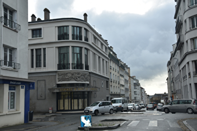 Appartement Atypique PLACE WILSON Brest.
