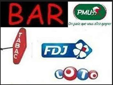 Fonds de commerce Tabac Bar FDJ PMU