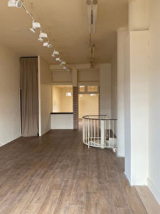 Local commercial Brest  Quartier Siam 60.28 m2