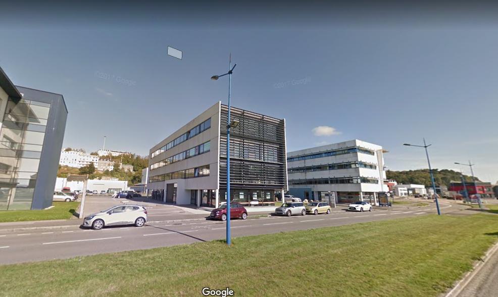 Bureaux port de commerce 126m2