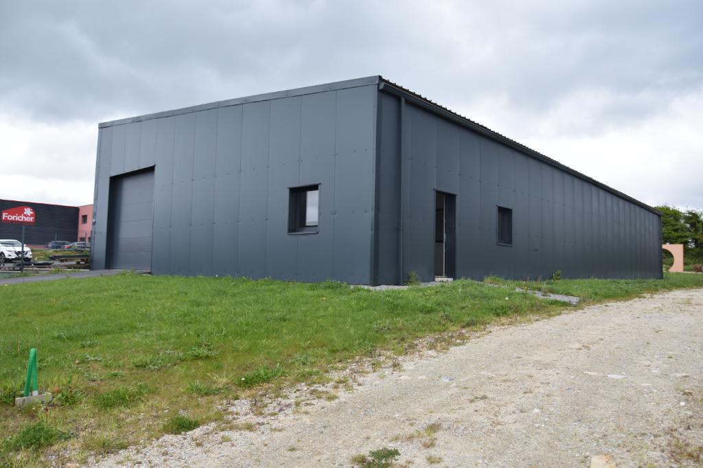 Dépôt - Entrepôt- Local d'activités - Zone d'activités - BOURG BLANC